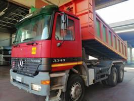 kipper vrachtwagen > 7.5 t Mercedes Benz MERCEDES BENZ 3340-6X6 2002