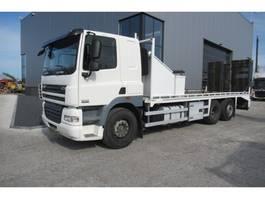 autotransporter vrachtwagen DAF FAN CF85 360 6x2 2009