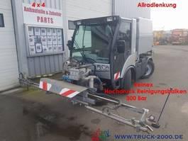 veegmachine Multicar Tremo X50 4x4 Straßen Hochdruckreiniger 300 Bar 2012