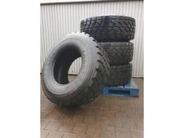 banden vrachtwagen onderdeel Goodyear 445/65R22.5_18R22.5_168J_Goodyear_G178_Top Zustand_Unimog_LKW