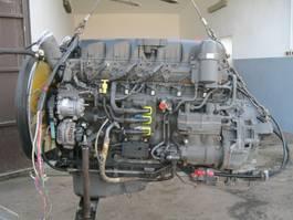 Motor vrachtwagen onderdeel DAF XF 105.460 EEV MOTOR 2012