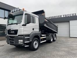 kipper vrachtwagen > 7.5 t MAN TGS 33.480 6x4 Tipper/tractor Euro 5 2014