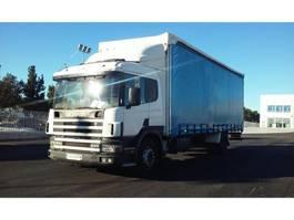 schuifzeil vrachtwagen Scania 94D220 2001