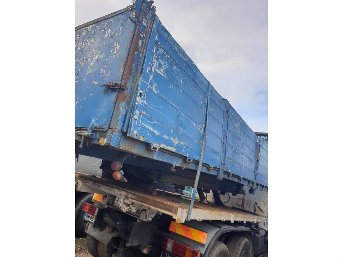 Kipperbak vrachtwagen onderdeel Diversen Occ Kipbak 13m3