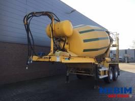 betonmixer oplegger Mol M1012/20T/37/3 2006