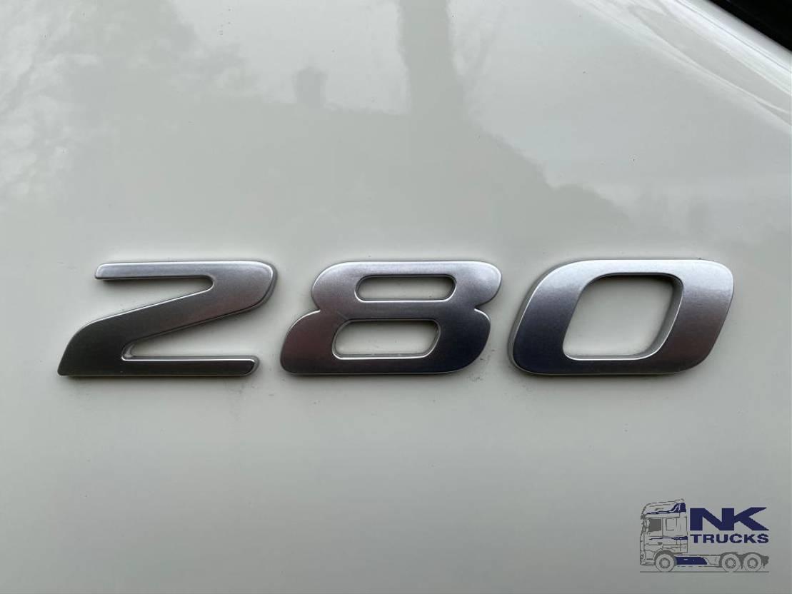 schuifzeil vrachtwagen DAF LF 280 SCHUIFZEIL 125.000 KM 2016