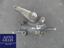 Versnellingsbak vrachtwagen onderdeel MAN enkgetriebe TGL / TGA / TGS / TGX LKW Lenkgetrieb
