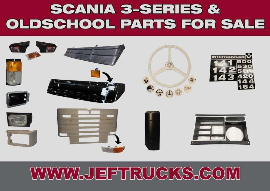 Scania - SCANIA 2-3 SERIE ONDERDELEN - PARTS 1