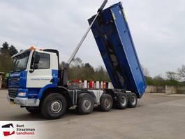 kipper vrachtwagen > 7.5 t Ginaf X 5450 B 10x8 steelsuspension 2008
