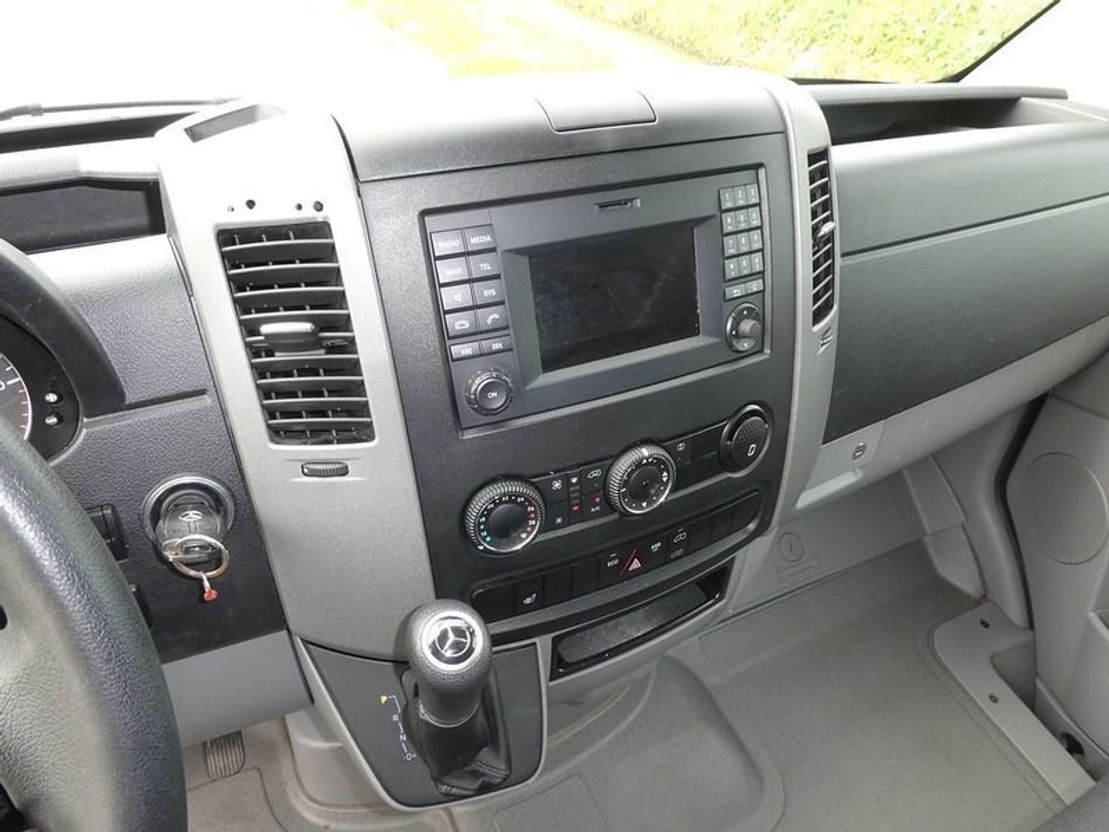 koelwagen bestelwagen Mercedes Benz SPRINTER 316 CDI frigo ! 2015
