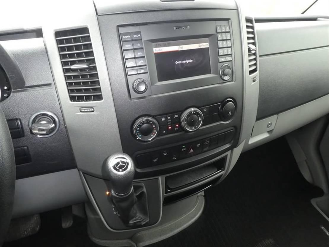 koelwagen bestelwagen Mercedes Benz SPRINTER 216 CDI koeling ac automaat 2016