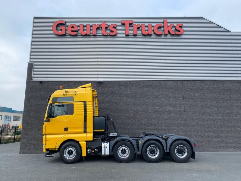 MAN - TGX 41.540 8X4 HEAVY DUTY TRACTOR 180 TONS 1