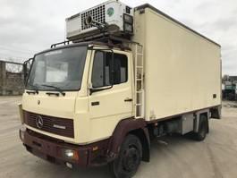 koelwagen vrachtwagen Mercedes Benz 1114 6Cyl **FRIGO-COLDROOM-FULL STEEL** 1992