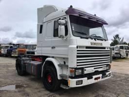 standaard trekker Scania 143M V8 ENGINE 1992