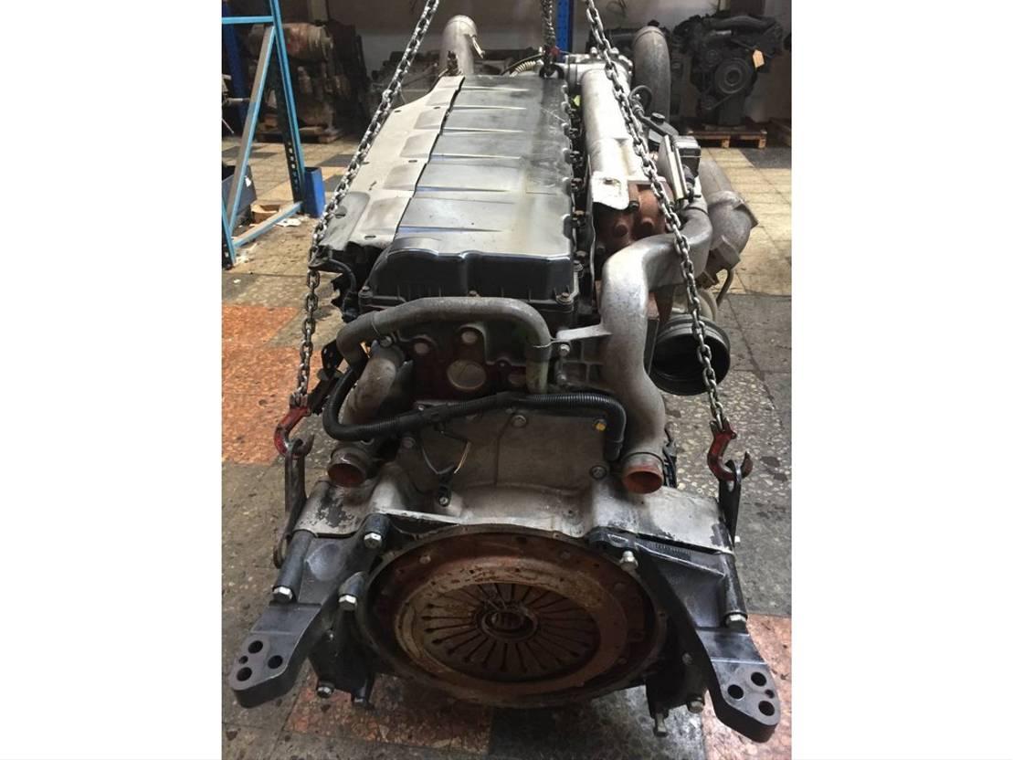 Motor vrachtwagen onderdeel MAN D2066LF40 / D 2066 LF 40 Euro 5 LKW Motor 2013
