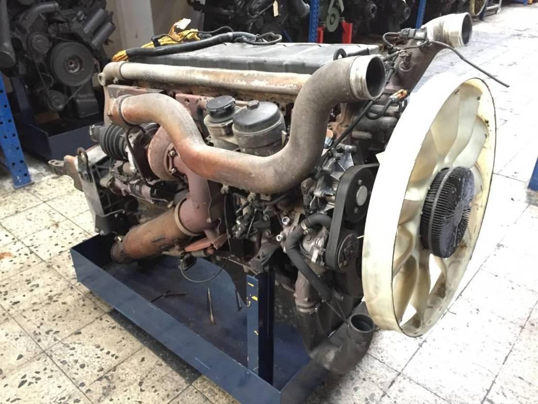Motor vrachtwagen onderdeel MAN D2066LF40 / D 2066 LF 40 LKW Motor 2011