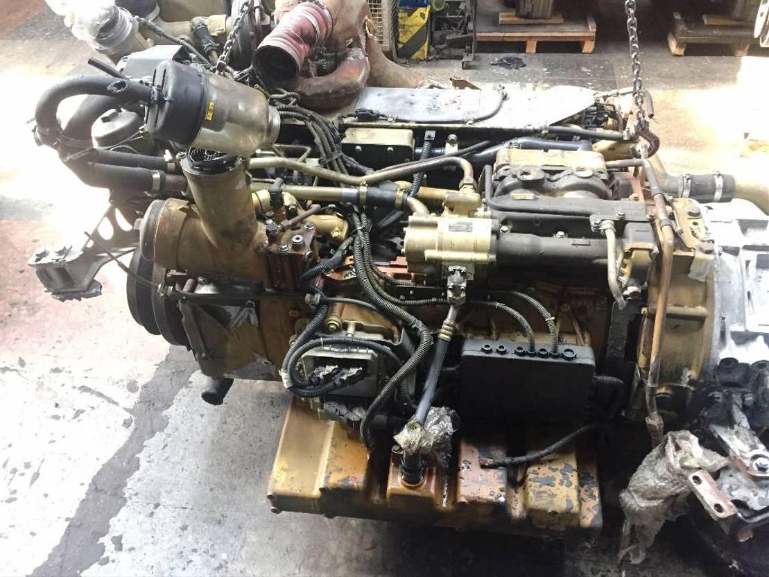 Motor vrachtwagen onderdeel MAN D2066LUH41 / D 2066 LUH 41 Bus Motor