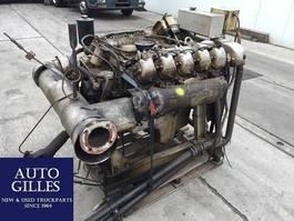Motor vrachtwagen onderdeel MAN D2530MF / D 2530 MF