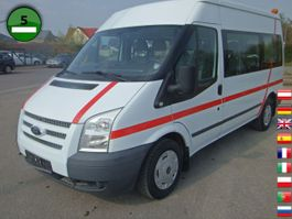 mpv auto Ford Transit FT 300 M Trend KLIMA 9-Sitzer 2012