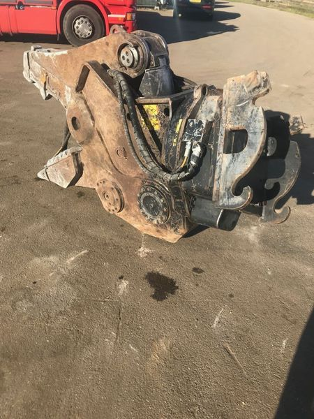 Caterpillar - MP324 MULTI-PROCESSOR with D - S and P jaw 4