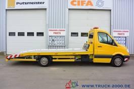 autotransporter vrachtwagen Mercedes-Benz Sprinter 316 CDI Autom Xenon Klima Luftfederung 2013