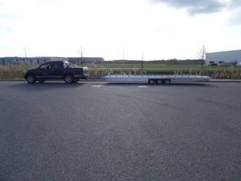 autotransporter aanhangwagen Tijhof TT35-ANN 2020