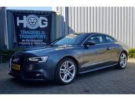 coupé wagen Audi A5 COUPE A5 COUPE 2.0TFSI 211PK QUATTRO S-LINE !! 2012