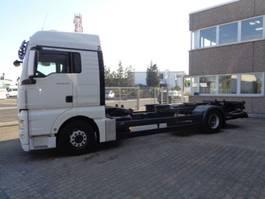chassis cabine vrachtwagen MAN TGX 18.440 - Standklima - INTARDER - LBW - 2010