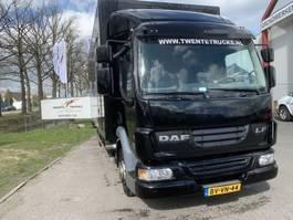 bakwagen vrachtwagen > 7.5 t DAF LF 45 160   FA LF45G12 2009