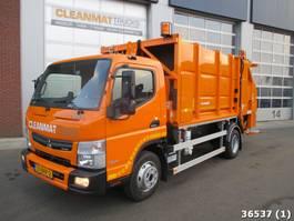 vuilniswagen vrachtwagen Fuso Canter 9C15 Geesink 7m3 2016