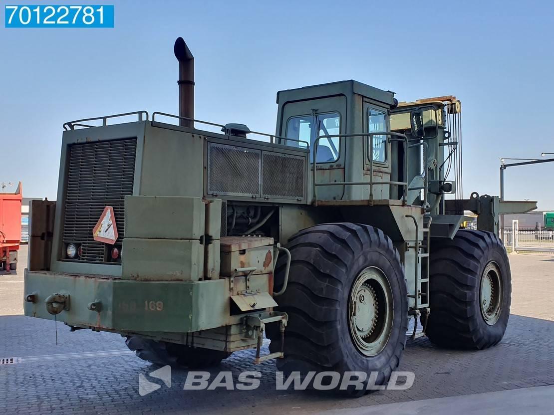 vorkheftruck Caterpillar DV43 988 - 980 - LOW HOURS 1984