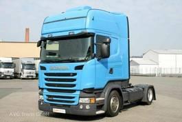 mega-volume trekker Scania R 450 SCR ONLY ! Topline Standklima 2x Tank ACC 2016