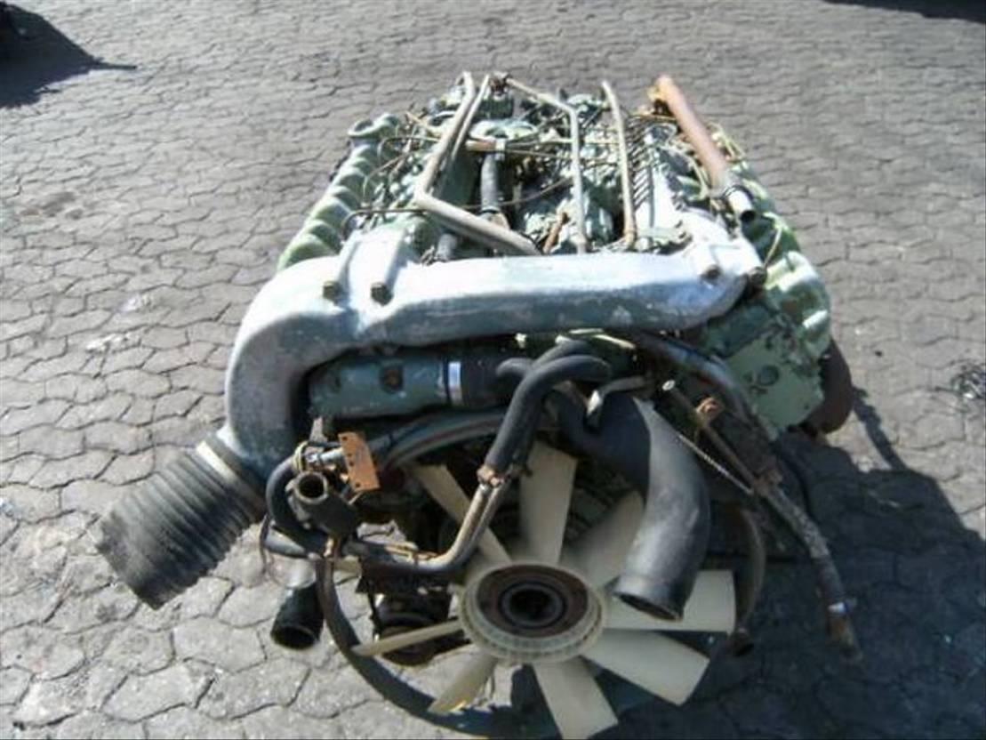 Motor vrachtwagen onderdeel Mercedes-Benz OM423 Motor 1989