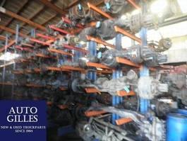 As vrachtwagen onderdeel Mercedes-Benz Actros-Atego verschiedene LKW Achsen 2003