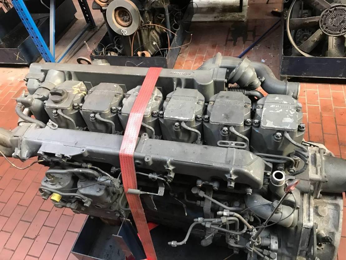 Motor vrachtwagen onderdeel MAN D2876LF12/13 / D 2876 LF 12/13 Liebherr