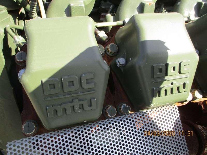 MTU - V 12 2000 PK 5