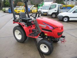 standaard tractor landbouw Yanmar Ke160 4x4 4WD Power steering - SERVO 2009
