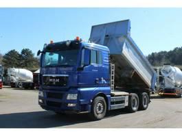 containersysteem vrachtwagen MAN TGX 26.540 6x4 / EURO 5 / 2011