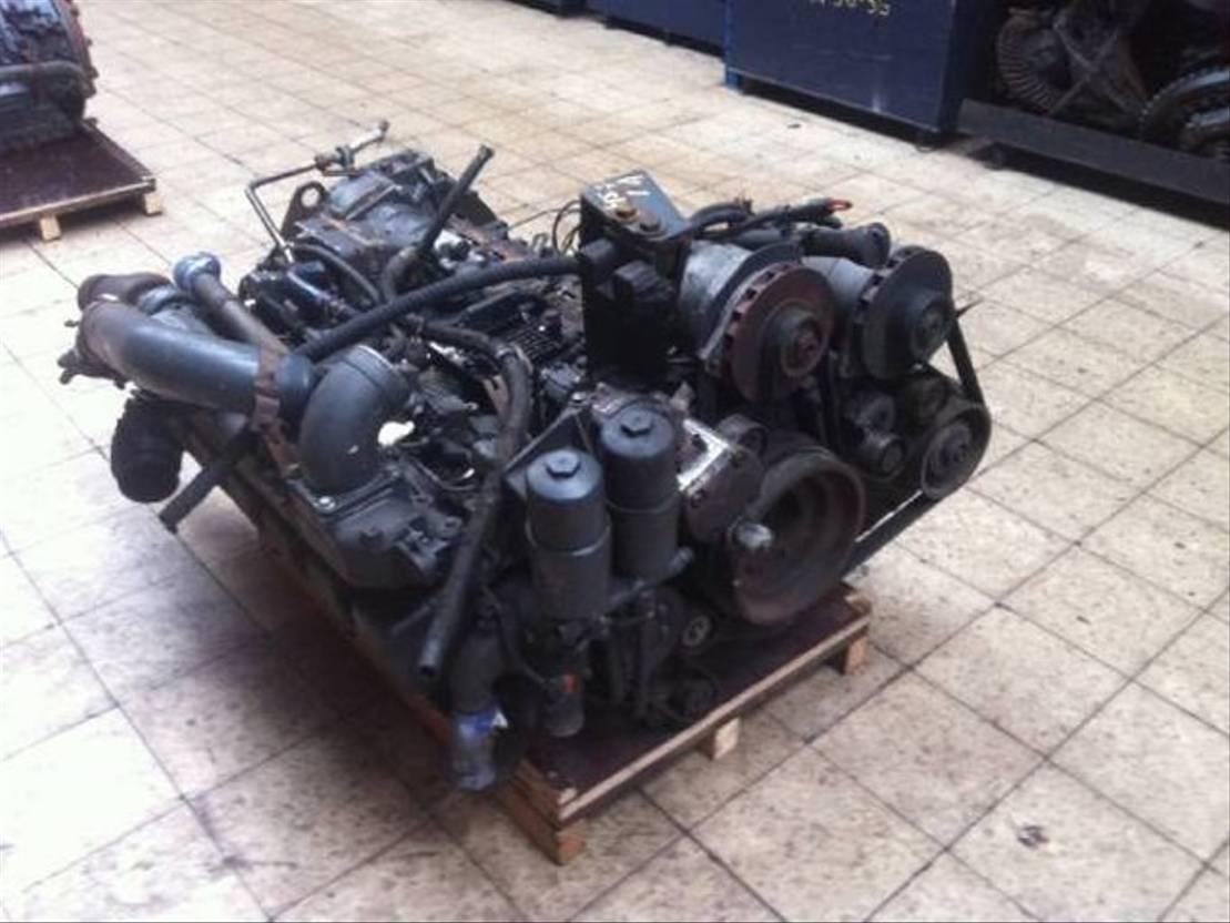 Motor vrachtwagen onderdeel Mercedes-Benz OM457HLA / OM 457 HLA Bus Motor 2001