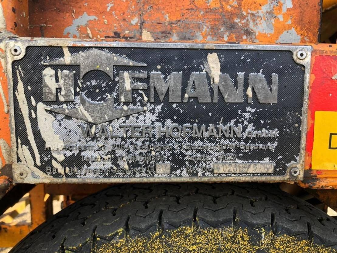 overige asfalteermachine Hoffmann H26 1990