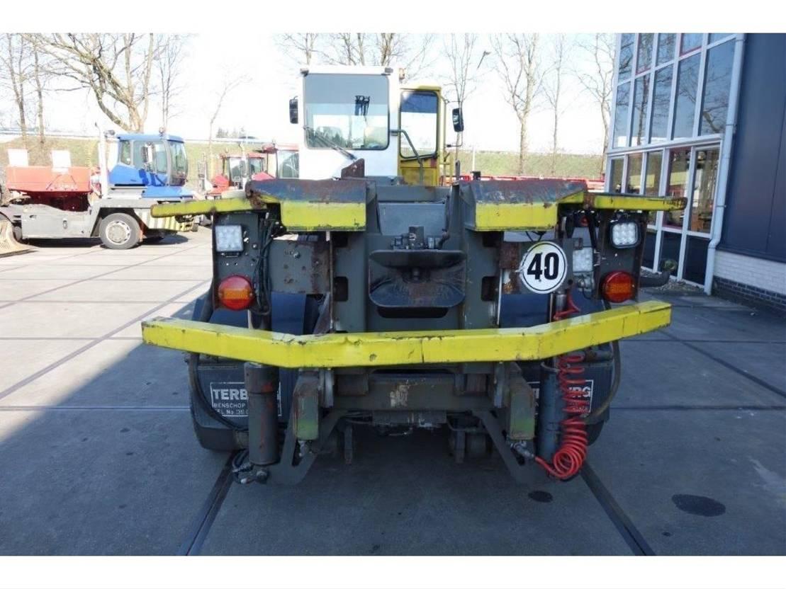 wissellaadbaksysteem vrachtwagen Terberg BC 182 2006