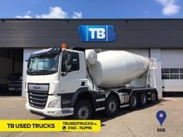 betonmixer vrachtwagen DAF CF FAD CF450 DC 10X4 Betonmixer NEW!!! 2020