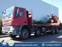 platform vrachtwagen DAF CF 85.430 8x4 manual pk18500 2006
