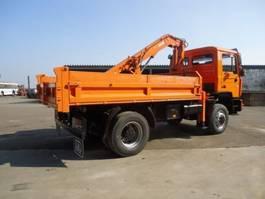 kipper vrachtwagen > 7.5 t MAN 18.192 - 4x4 - Crane Atlas AK 3006 B 1991