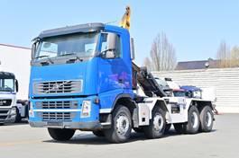 wissellaadbaksysteem vrachtwagen Volvo FH 13.440  8x4 ANALOG Leasing Ratenkauf ab 50% 2006