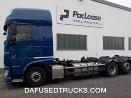wissellaadbaksysteem vrachtwagen DAF XF 460 FAR 2017