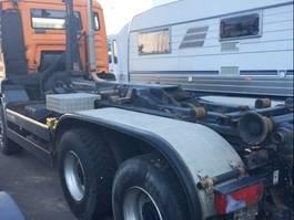 wissellaadbaksysteem vrachtwagen MAN TGS 33.440 6x4 BB TGS 33.440 6x4 BB Klima/eFH. 2010