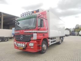 koelwagen vrachtwagen Mercedes Benz ACTROS 2544 LS 2008