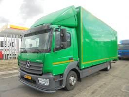 bakwagen vrachtwagen > 7.5 t Mercedes Benz ATEGO 1018 EURO 6 2013