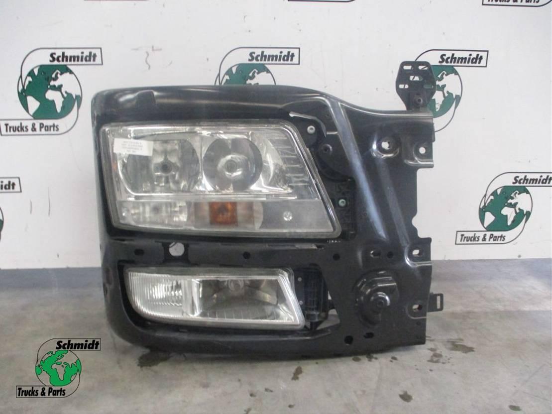 Koplamp vrachtwagen onderdeel MAN 81.41610-0440 Compleet hoek bumper & koplamp 2018